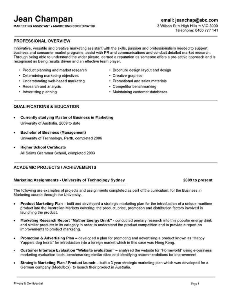 Resume Writing Essay  The Lodges Of Colorado Springs Australian Cv