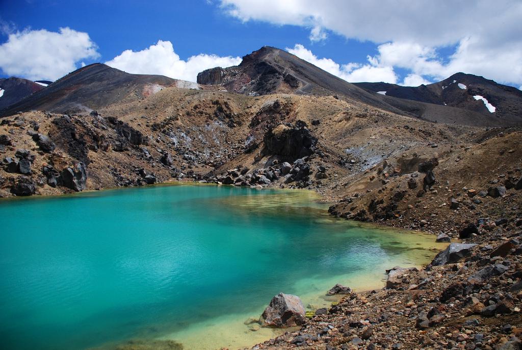 Tongariro National Park - DavidEnOz
